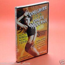 DIMAGRIRE CON LA DANZA MODERNA DVD Hip hop Balli latini House FITNESS