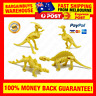 4pcs Educational Dinosaur Bone Toys Learn Paleontology Dinosaurs Skeleton