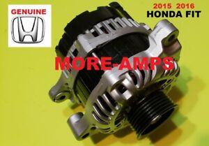 2015 2016 HONDA FIT  ALTERNATOR GENUINE AHGA95 A5TZ0281ZC 105 AMPS