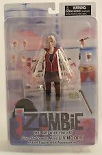 iZombie LIV MOORE Action Figure ~Full On Zombie Mode~Diamond Select~DC Comics~