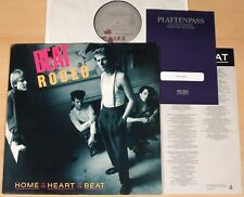 BEAT RODEO-home in the heart of the Beat (IRS, NL 1986 + PROMO-Pass/M -)