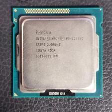 Intel Xeon E3 1240 Quad Core Socket LGA1155 CPU Processor 3.4GHz 8MB SR0P5
