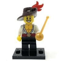 Genuine Lego Minifigures Series 12  Swashbuckler Brand New 71007