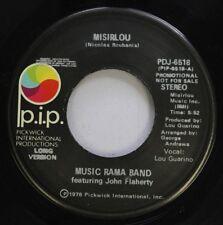 Jazz 45 Music Rama Band - Misirlou / Misirlou On Pip