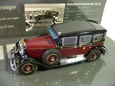 1/43 Minichamps MB 770K Emperor Hirohito Japan Kaiserwagen