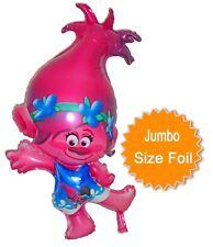 Trolls Poppy Jumbo Helium Quality Foil Balloon Party Decoration