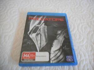 PREDATORS. Blu Ray