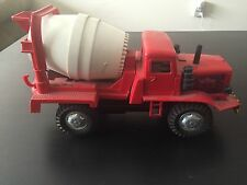 DAISY/MATIC M-61 CEMENT MIXER 60'S Battery Op Incomplete For Parts Or Repair