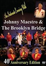 USED (VG) Maestro, Johnny - 40th Anniversary Edition (2012) (DVD)