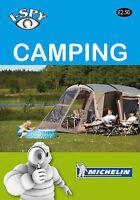 I-Spy Camping (Michelin I-Spy Guides),Michelin,New Book mon0000029136