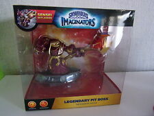 Skylanders Imaginators - Legendary Pit Boss - Neu & OVP