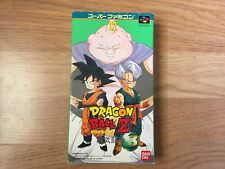 Dragon Ball Z Butouden 3  Super Famicom NTSC-J Japan Import