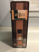 San Miguel Sea Grass and Lotus Oil Fragrance Diffuser