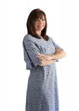 BH Unisex Plastic Snap IV Universal Hospital Gown