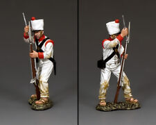KING & COUNTRY REMEMBER THE ALAMO RTA103 MEXICAN SOLDIER RELOADING MIB