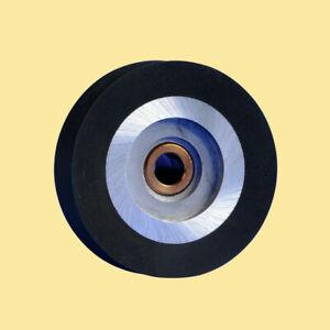 NEW AKAI 1800D-SS Pinch Roller Wheel Reel to Reel Tape Recorder