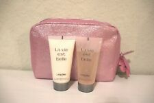 New Lancôme La Vie Est Belle Perfume Body Lotion & Shower Gel 1.7oz/50ml Each