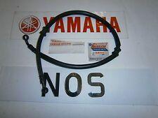 YAMAHA XV535 - FRAME HANDLEBAR BRAKE MASTER CYLINDER HOSE (FLAT HANDLEBAR)