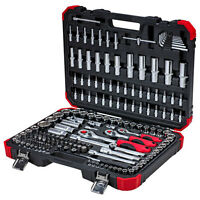 """Gedore Red R45603172 172 Piece 1/4"""", 3/8"""" & 1/2"""" Drive Socket Set"""