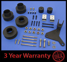 "99-04 Grand Cherokee WJ Steel Complete Leveling Kit Front 2"" Rear 1.5"""