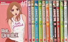 HOT GIMMICK tomes 1 à 12 Aihara SERIE COMPLETE manga shojo