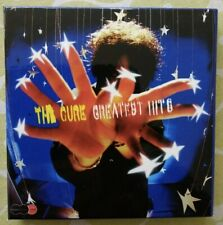 THE CURE Greatest Hits 3xCD/DVD DELUXE BOXSET