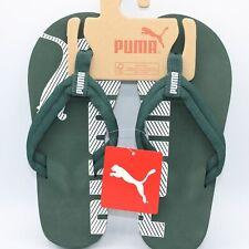 PUMA Men's Size 5 Epic FLIP V2 Flop Ponderosa Pine Spellout