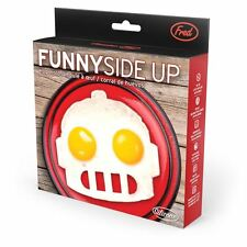 Funny Side Up Robot Breakfast Eggs & Bacon Corral By Fred & Friends
