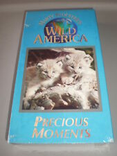 MARTY STOUFFER'S WILD AMERICA PRECIOUS MOMENTS VHS FACTORY SEALED