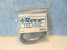 R 25 ) rouleau de 2 m de cable gris ROCO ref : 10621 train electrique HO
