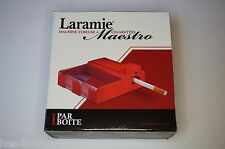 LARAMIE MAESTRO SHOOTER 84mm Injector Hülsen Stopfgerät Stopfmaschine Stopfer