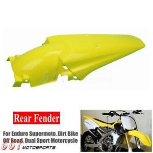 Motocross Rear Fender for Suzuki RM80 RM125/RM250 DRZ400S/400SM/400E DR250R RMZ