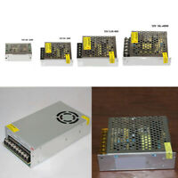 AC 110V-220V TO DC 5V 12V 24V Switch Power Supply Driver Adapter LED Str BNJ