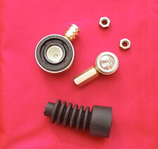 MG TF MGF GEAR CABLE REPAIR KIT GEAR CABLE CONNECTOR JOINTS BOTH ENDS + GAITER
