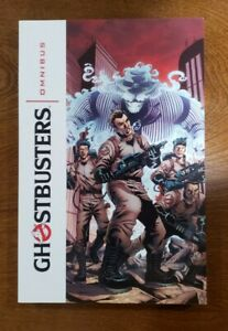 GHOSTBUSTERS Omnibus Vol. 1 TPB GN SC OOP NEW 2012 IDW Comics Champagne, Nguyen