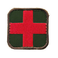 Condor Medic Patch - OD Green - 231 first aid responder MOLLE morale NEW