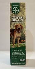 New listing Bayer Endurosyn Digestive Health Probiotic Oral Gel for Dogs No Box Exp: 09/22