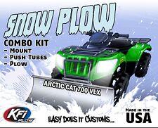 "Arctic Cat 700 VLX - 2017  KFI ATV 54"" Snow Plow Combo Kit"