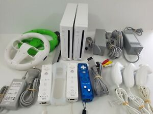Nintendo Wii /Wii U Accessories ✔✔✔Choose from drop down menu ✔✔✅