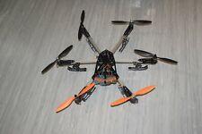 Hexacopter Drohne mit viel Zubehör !
