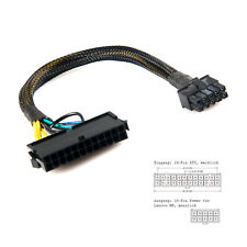 24 Pin ATX zu 10 Pol Adapter für Lenovo Mainboards/PCs bis 1000W | ATX24-10PPS