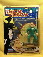 Dick Tracy Coppers and Gangsters Influence Action Figure