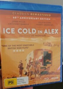 Ice Cold in Alex Blu-ray Region B