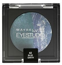 Maybelline Eyestudio Duo Baked Eyeshadow 42 Blue Earth