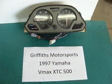 97 98 99 YAMAHA Vmax XTC 500 v-max 600 SPEEDOMETER GAUGES CLUSTER 3710 MILES
