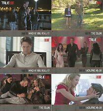 2014 True Blood 20 Season Six Episode Cards 10 Episodes - 2 Cards Per #s 123-142