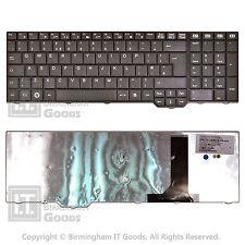 Fujitsu Notebook-Tastaturen mit QWERTY Layout