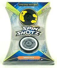 Mattel Hot Wheels Spin Shotz Hyper Speed Track Discs Batman