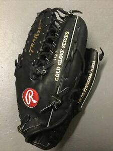 "New Old Stock Rawlings PRO-TB Heart of the Hide baseball glove 12.5"" Made In USA"