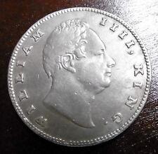 INDE - EMPIRE BRITANNIQUE - ONE RUPEE 1835 William III - Argent